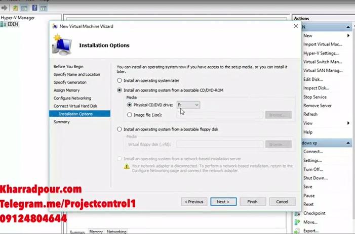 نصب نرم افزار کامفار3 در ویندوز 10 (ویدئو)