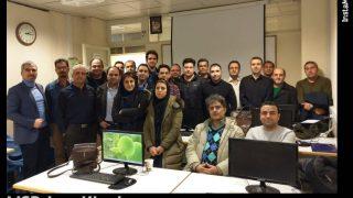 پایان سومین دوره MSP فشرده ایران خودرو 961119