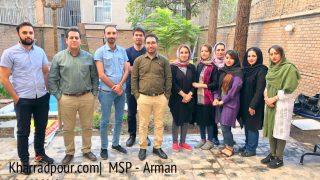 پایان دوره MSP تاریخ 13970706(مؤسسه آرمان)