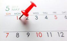 فعالیت های هفته آینده در MSP