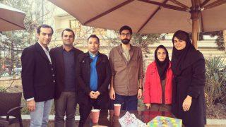 پایان دوره مدیریت پروژه / مجتمع فنی تهران(سعادت آباد)