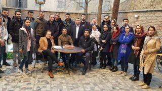 پایان دوره MSP بهمن1397-موسسه آرمان