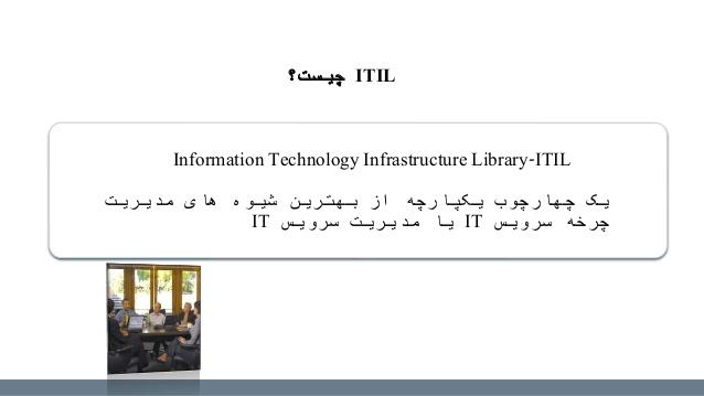 درس اول از ITIL (پادکست)
