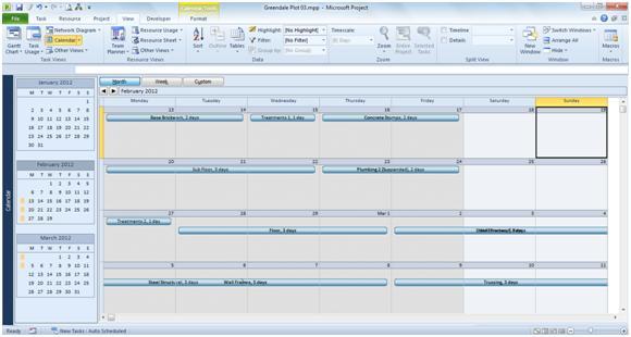 انواع تقویم در نرم افزارها (پادکست)