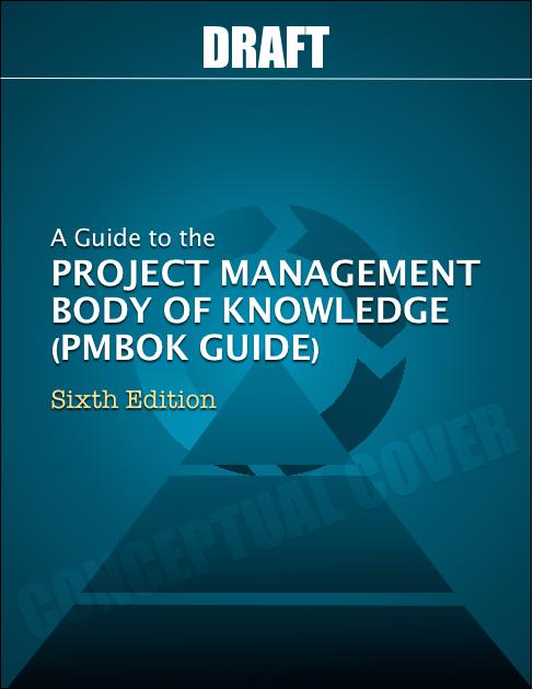 تغییرات PMBOK 6th  نسبت به نسخه PMBOK 5th:
