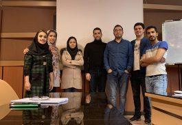 پایان دوره PMBOK – مجتمع فنی تهران – سعادت آباد – فروردین 1398