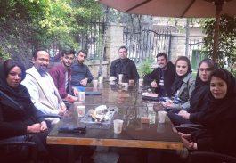 پایان دوره مدیریت پروژه-مجتمع فنی تهران-سعادت آباد-خرداد1398