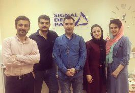 پایان دوره MSP شرکت دلتا سیگنال پارس (تیرماه 1398)