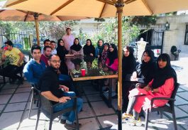 پایان دوره MSP ترمیک مجتمع فنی تهران سعادت آباد مرداد 1398
