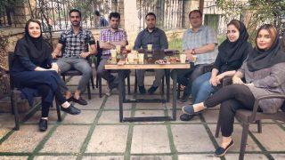 پایان دوره پکیج مدیریت پروژه (مجتمع فنی تهران-سعادت آباد)