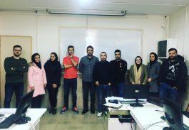 پایان دوره MSP مجتمع فنی تهران سعادت آباد- آذر 1398)