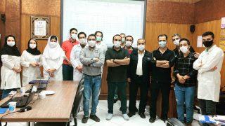 پایان دوره MSP در شرکت سینا دارو