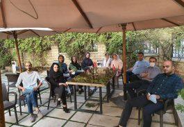پایان دوره پکیج مدیریت پروژه (مجتمع فنی تهران – سعادت آباد)