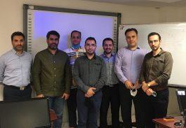 دوره مدیریت پروژه PMBOK شرکت امن افزار شریف