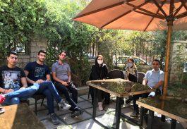 پایان دوره MSP مجتمع فنی تهران سعادت آباد